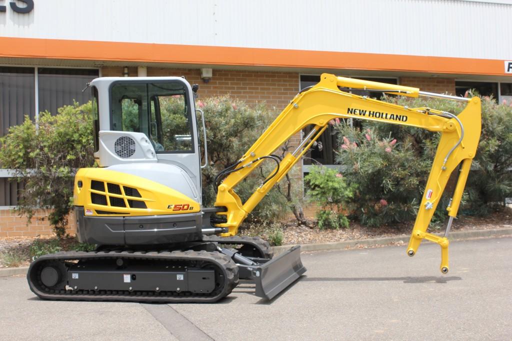 Excavators | Semco Group