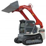 TL12v-2 Vertical Lift track loader